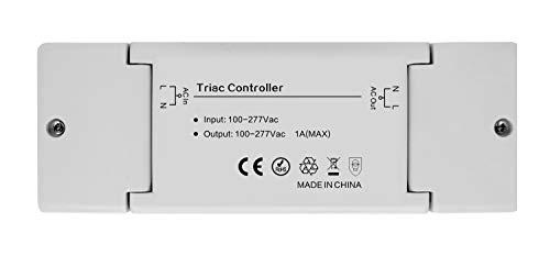 230V Controller Treiber Dimmer Dimmaktor ZIGBEE, kompatibel