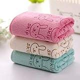 Cotton Bath Towel (Set of 1, Multicolour)