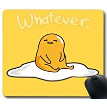 Gudetama X85J5U Gaming Mouse Pad / tappetino per il mouse, Personalizzato Mousepad