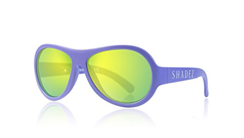Shadez Trendy Sonnenbrille Unisex Kinder, violett