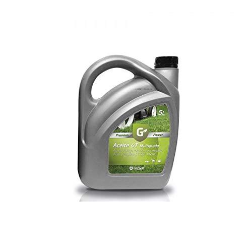 groway Premium Power–Öl für Motor 4T, 5l, Typ 10W40