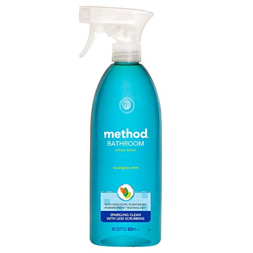 Method - Nettoyant pour salle de bain - Eucalyptus Menthe - 828ml
