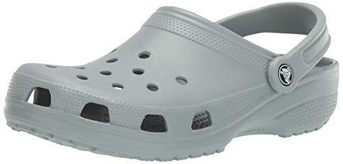 Crocs Classic Clog, Zuecos Unisex Adulto, Verde Dusty