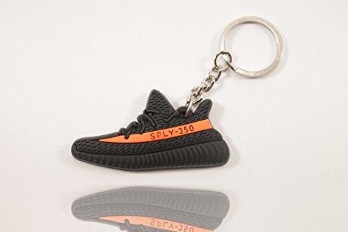 Preisvergleich Produktbild Sneaker Schlüsselanhänger Adi YZY BOOST 350 Schlüsselanhänger fashion für Sneakerheads,hypebeasts und alle Keyholder Beluga V2 | ProProCo®