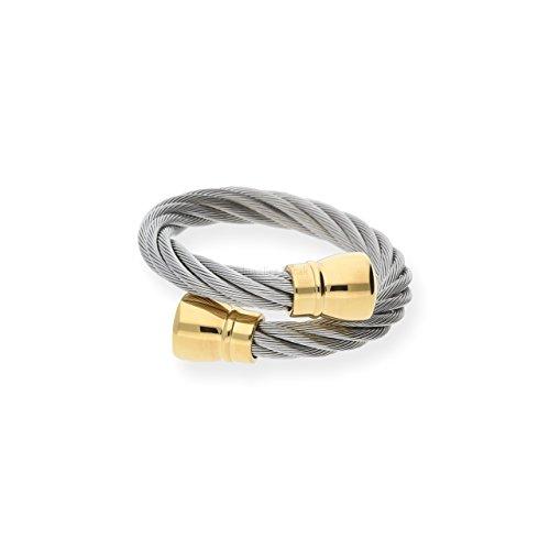 charriol-damenring-edelstahl-goldplattiert-02-04-00142m