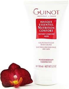 Guinot Masque Essentiel Nutrition Confort Instant Radiance Moisturizing Mask 150ml (Salon Size)