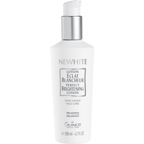 Guinot Newhite Lotion Eclat Blancheur Perfect Brightening Lotion 200ml by Guinot (English Manual)