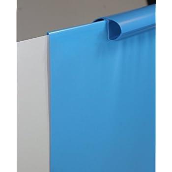 Gre Innenhülle blau 40//100 Einhängebiese 730 X 375 X 120 cm für ovalen Pool