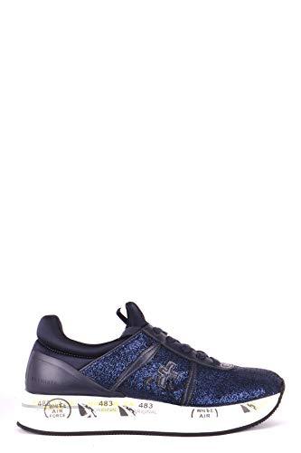 PREMIATA PREMIATA Damen MCBI245059O Blau Leder Sneakers