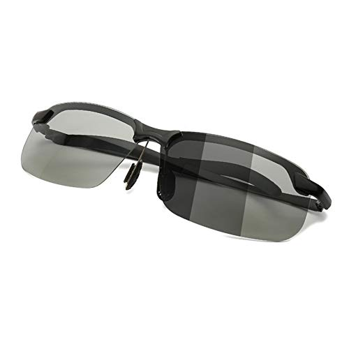 Wodeni Smart Photochromic Polarized Sunglasses UV Protection Anti Glares Fashion for Driving Fishing