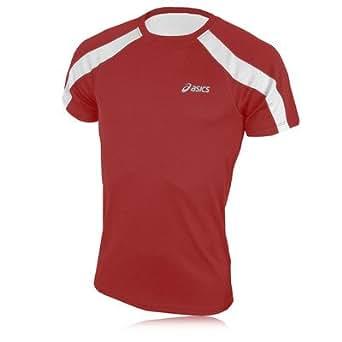 ASICS Volt Run Short Sleeve Running T-Shirt - Small