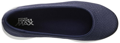 Skechers Go Step Lite - Stardust Femmes Toile Chaussure de Marche Navy