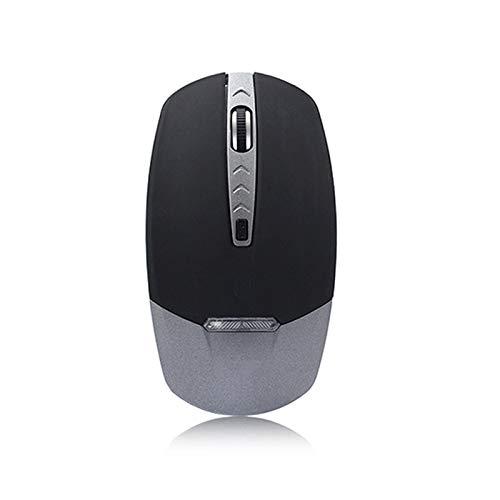 Wireless Maus 4 Tasten mit 2 DPI-800/1000DPI© Mäusen Silbergrau ()