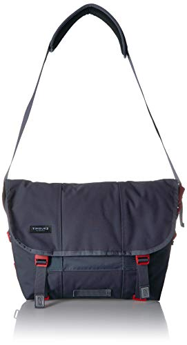 Timbuk2Flight Classic Messenger Bag, Granite/Flame, S - Classic Messenger Bag