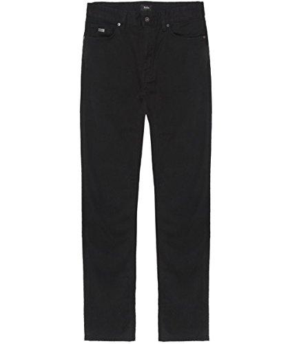 Hugo Boss Black Jeans Maine ajustement régulier Noir Noir