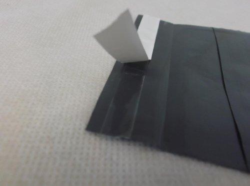 Yuzet Lot de 50 sacs postaux avec patte autoadhésive Gris 45,72 x 55,88cm