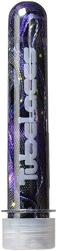 at Schnürsenkel, Violett (Galaxy) 131-140 cm, 5er Pack (Galaxy Schnürsenkel)
