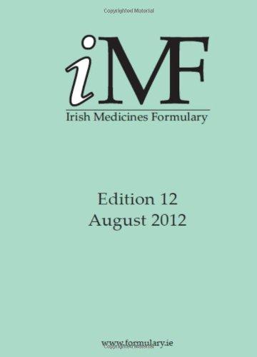 Irish Medicines Formulary Edition 12 August 2012