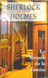 SHERLOCK HOLMES ET LES AGENTS DU KAISER TOME 1 : LE REQUIN DE LA TAMISE