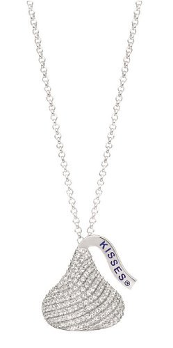 hersheys-kiss-jewelry-sterling-silver-with-cz-large-3d-shaped-pendant-by-hersheys-kisses