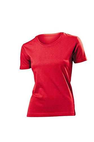 ATELIER DEL RICAMO - T-shirt de sport - Femme Rouge