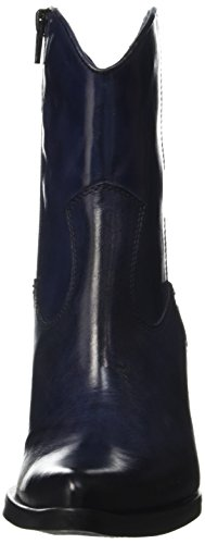 Donna Piu' Damen 9174 Enea Stiefel & Stiefeletten Blau - Bleu (Tequila Blu)