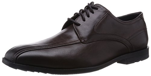 Rockport ASD BIKE TOE B, Scarpe Derby con lacci uomo, Marrone (Braun (DARK BITTER CHOCOLATE)), EU 42 (US 8.5)