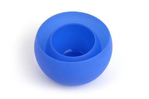 Trekmates Geschirr Squishy Bowl und Cup Set - Schale und Tasse Set aus Silikon blau, blau, Standard, 60138002 Garten Bowl-set