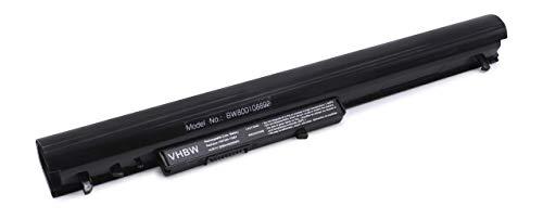 vhbw Li-ION Batterie 2200mAh (14.8V) pour Ordinateur Portable, Notebook HP 248 G1, TPN-Q129, TPN-Q130 comme HSTN-YB5M.