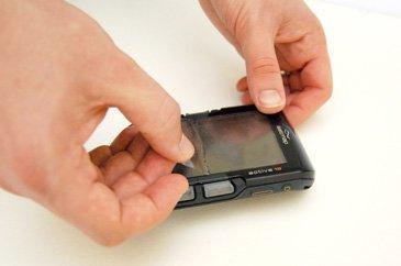 Satmap GPS System Schutzfolie: ZAGG InvisibleSHIELD (1x) Zagg Zagg Invisibleshield