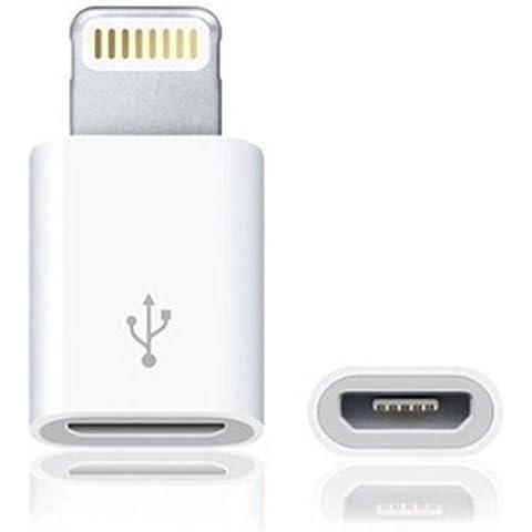 Universal Adattatore 8Pin maschio a Micro USB femmina, LGA Gear, compatto (1 Gen Ipod Touch)