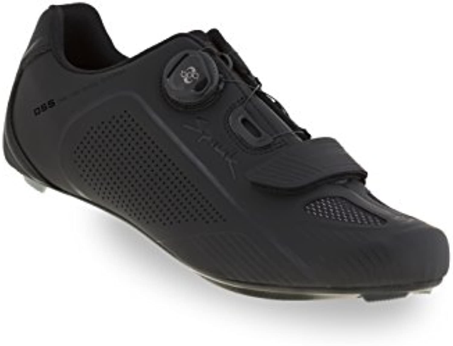 Chaussures Route SPIUK ALTUBE RC RC RC Noir Mat Taille 44 9cfd37