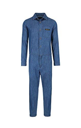 OnePiece Damen Jumpsuit Momentum, Blau (Denim Blue), 36 (Herstellergröße: S) - 5