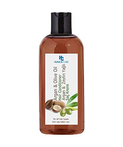HUNCA CARE - Argan- und Olivenöl Shampoo 700ml