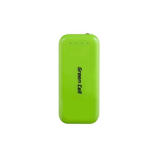 Green Cell® 5200 mAh Power-bank Akku Extern für Microsoft Lumia 640 650 950