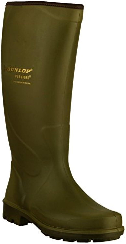 Dunlop dun184833 – 44 Terroir Pro non-safety botas, tamaño 44 (Pack de 2)
