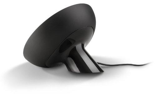Philips-LivingColors-Bloom-Lmpara-de-mesa-LED-luz-de-ambiente-con-mando-a-distancia-color-negro
