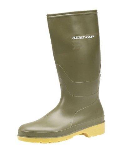 Dunlop heava Träge, mit Jungen Sportschuhe UK-Größen 10,11,12,13,1,2,3,4,5,6,7,8, Grün - Grün - Größe: 35 1/3 EU (2 Erwachsene Sportschuhe)