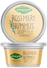 Wingreens Farms Rosemary Hummus 150 GR