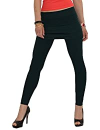 UMSTANDSLEGGINGS,Jeans Optik Baumwolle Leggins,Legins,Legging,Leggings Röhre