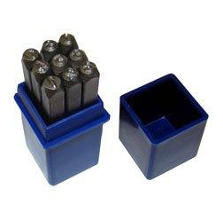 SET Schlagzahlen - Ziffernhöhe: 5,0mm - Schriftcharakter nach DIN1451
