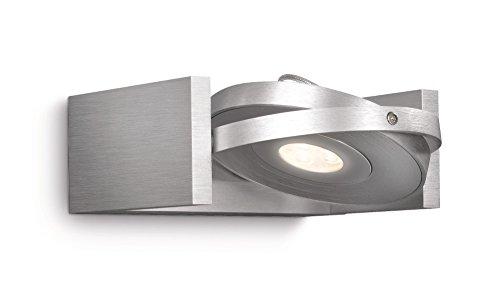 Philips myLiving Spot, 4,5 W, Particon, 1-flammig, Aluminium, 531504816