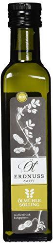 Ölmühle Solling Bio Erdnussöl nativ, 1er Pack (1 x 250 ml)