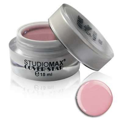 Studio Max Cover Star Maquillage Gel Rose 15 ml