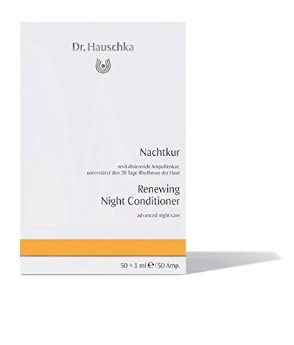 Dr. Hauschka Nachtkur 50 x 1 ml  revitalisierende Ampullenkur unterstützt den 28-Tage-Rhythmus der...