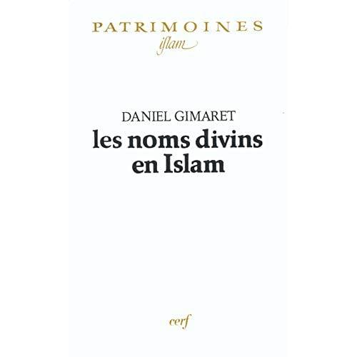 Les Noms divins en Islam : Exégèse lexicographique et théologique