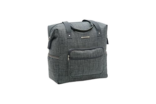 Unbekannt Unisex Avero Camella Gepäckträgertasche / Einkaufstasche Grey