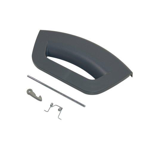 Genuine Hotpoint Lavatrice Door Kit maniglia - Grafite C00286363