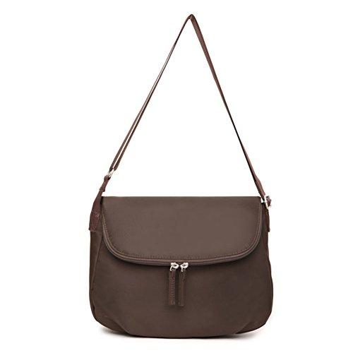 Nylon-Umhängetasche/Messenger Bag für Damen und Herren/Freizeit-Reisetaschen/Reisetaschen-B B