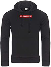 Capuche Manches Longues Homme Jack À Shirt amp; Jones Sweat gwPPxXT1q